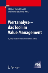 Wertanalyse – das Tool im Value Management